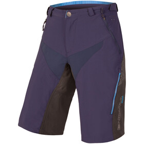 Endura MT500 Spray II Baggy Shorts Miehet, navy